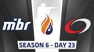 ECS Season 6 Day 23 MIBR vs Complexity - Inferno
