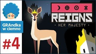 Reigns: Her Majesty PL #4 | Rozmawiamy ze zwierzętami!