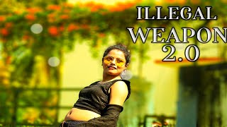 Illegal Weapon 2.0 - Street Dancer 3D  |Jasmine Sandlas,Garry Sandhu | Choreograph By Nrittyangan