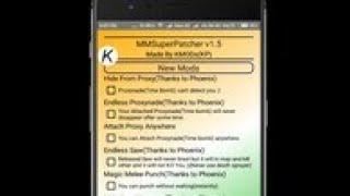 Hack minimilitia mm super patcher v1.5 100%working noroot