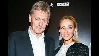 Forbes: Татьяна Навка заработала в прошлом году в 14 раз больше своего мужа Дмитрия Пескова