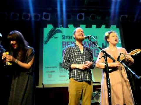 Reykjavik Calling - Smells Like Teen Spirit (Live 10/28/2011)