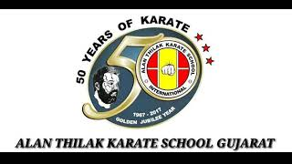 ALAN THILAK KARATE SCHOOL GUJARAT