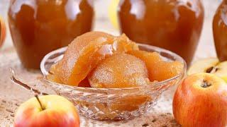 Яблочное повидло на зиму Повидло из яблок Рецепт густой яблочной начинки для пирогов пирожков