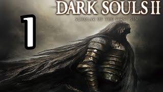 ► Dark Souls 2 : SOTFS | #1 | Zpět v Pekle | CZ Lets Play / Gameplay [1080p] [PC]