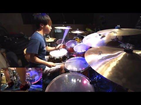 Frantic - Trinity Drumkit Grade 8 (Drum covered by Easonsiu)