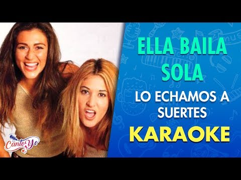 Ella Baila Sola - Lo Echamos A Suertes (Official Cantoyo Video)