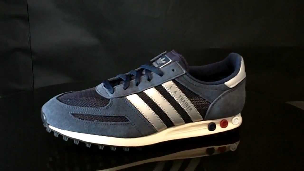 Adidas La Trainer Navy