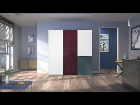 Холодильники BESPOKE 2020