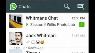 Facebook kauft WhatsApp: