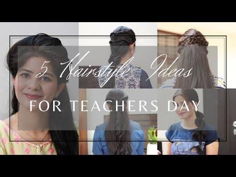 teachers-day-पर-कैसा-hairstyle-बनाएं-?-साड़ी-के-साथ-hairstyle-?-teachers-day/farewell-party-hairstyle