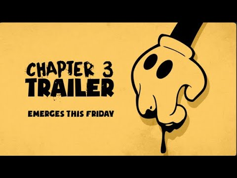 bendy and the ink machine chapter 3 release
