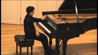 Henry Wong Doe - Ginastera: Piano Sonata No. 1, Op. 22 (Four movements)