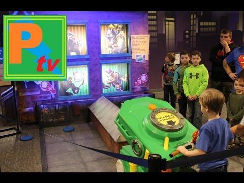 Platon TV Детский музей Индианаполиса, Children's Museum of Indianapolis