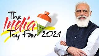 PM Narendra Modi inaugurates 'The India Toy Fair 2021'
