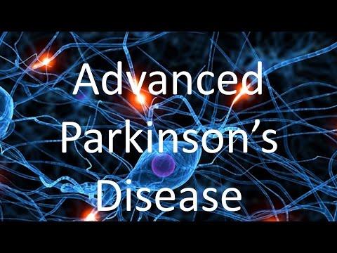 Treatment of Advanced PD