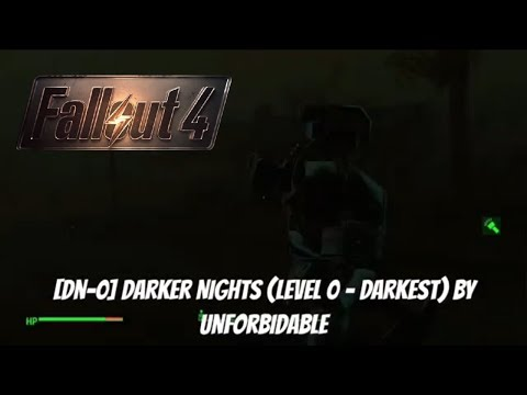how to make fallout 4 darker