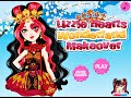 Ever After High Games- Lizzie Hearts Wonderland Makeover- Fun Online Fashion Games for Girls Kids