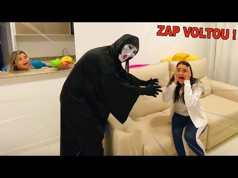 O ZAP MARCOU UM ENCONTRO COMIGO !!!