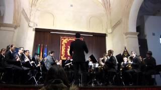 Amor y San Juan. Banda Cuevas del Becerro. Ronda 2014