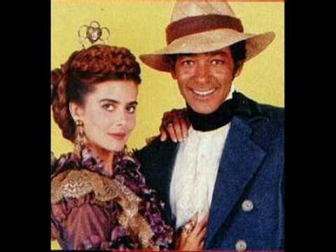 Dois momentos da trilha de Dona Beija (Rede Manchete - 1986)