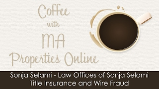 Sonja Selami – Title Insurance and Wire Fraud
