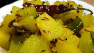 Easy and Quick Kaddu ki sabzi l Pumpkin Recipe l कद्दू की सब्जी