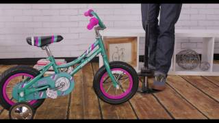 Kids Bike Coaster Brake - Bike Build