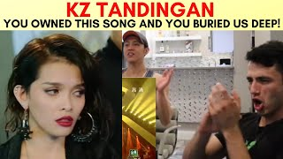 Baixar KZ TANDINGAN | ROLLING IN THE DEEP | REACTION VIDEO BY REACTIONS UNLIMITED