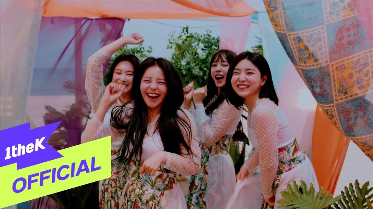 [MV] Brave Girls(브레이브걸스) _ Chi Mat Ba Ram(치맛바람)