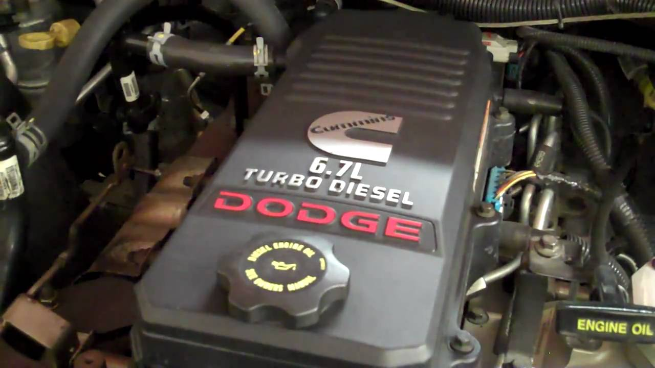 2015 Ram 2500 >> 6.7L Cummins Diesel - DPF & EGR Delete - Part 2 - YouTube
