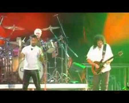 Queen + Paul Rodgers - Fire And Water