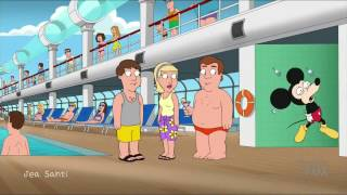 Family Guy - Stuck in a Disney Cruise Ship