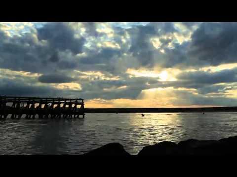 Deauville Sunset Timelapse