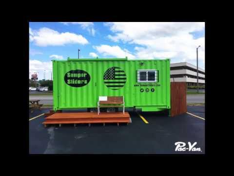 Food Continer Semper Sliders (Pac-Van)