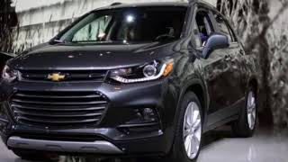 2019 Chevrolet Trax Redesign
