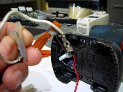 Como reparar taladro poniendole una pila recargable youtube - Taladro de bateria ...