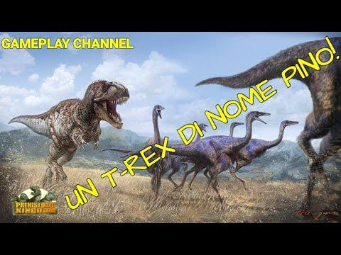 Prehistoric Kingdom - Un T Rex di nome Pino! - [HD - ITA]