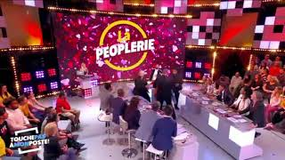 TPMP : incident la SÉCURITÉ intervient !
