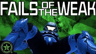 We're Back! - Fails of the Weak - Halo Edition