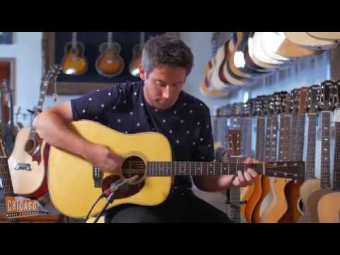 CME Exclusive Martin Custom Shop Adirondack Guitars | CME Gear Demo