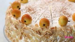рецепт яблочный торт