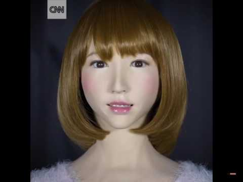 Meet Erica, She's One of Most HumanLike Robots on Earth