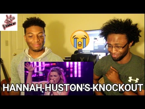 "The Voice 2016 Knockout - Hannah Huston: ""House of the Rising Sun"" (REACTION)"