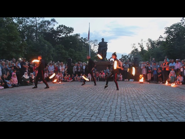 Teatr Ognia Fire Dance