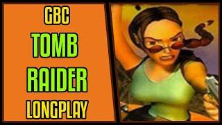 Tomb Raider -  GBC Longplay/Walkthrough #107 [4Kp60]