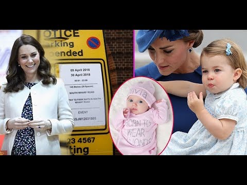 Royal revealed: The special connection Kate Middleton's twins baby and Princess Charlotte