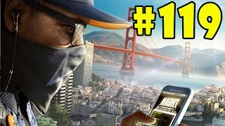 Watch Dogs 2 - Walkthrough - Part 119 - Kickin It Old School | Legacy (PC HD) [1080p60FPS]