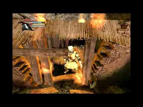 Харадрим играем в Тамплиеры 2: Портал тьмы.