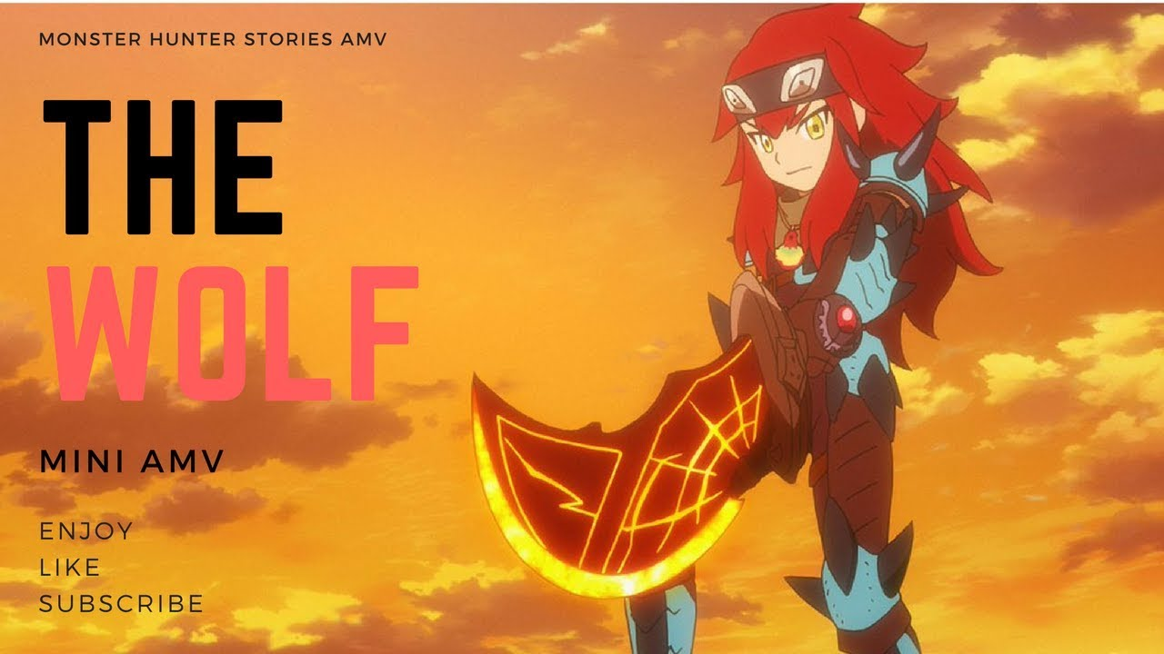 Cheval X Lute The Wolf Monster Hunter Stories Mini Amv Youtube